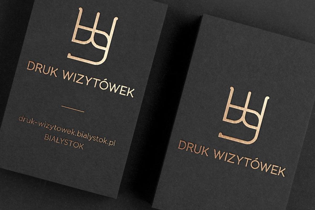 Druk wizytówk Białystok